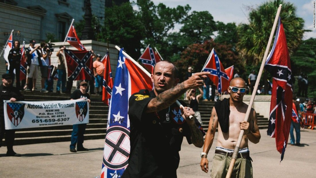 The North Carolina Republican Party condemned the Ku Klux Klan on ...