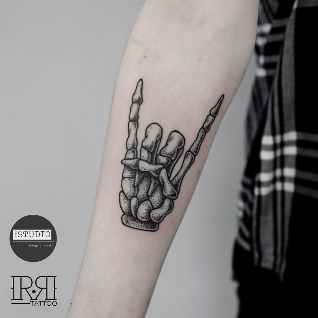 Skeleton Hand Tattoo Skeleton Hand Tattoo Small Hand Tattoos Bone Hand Tattoo