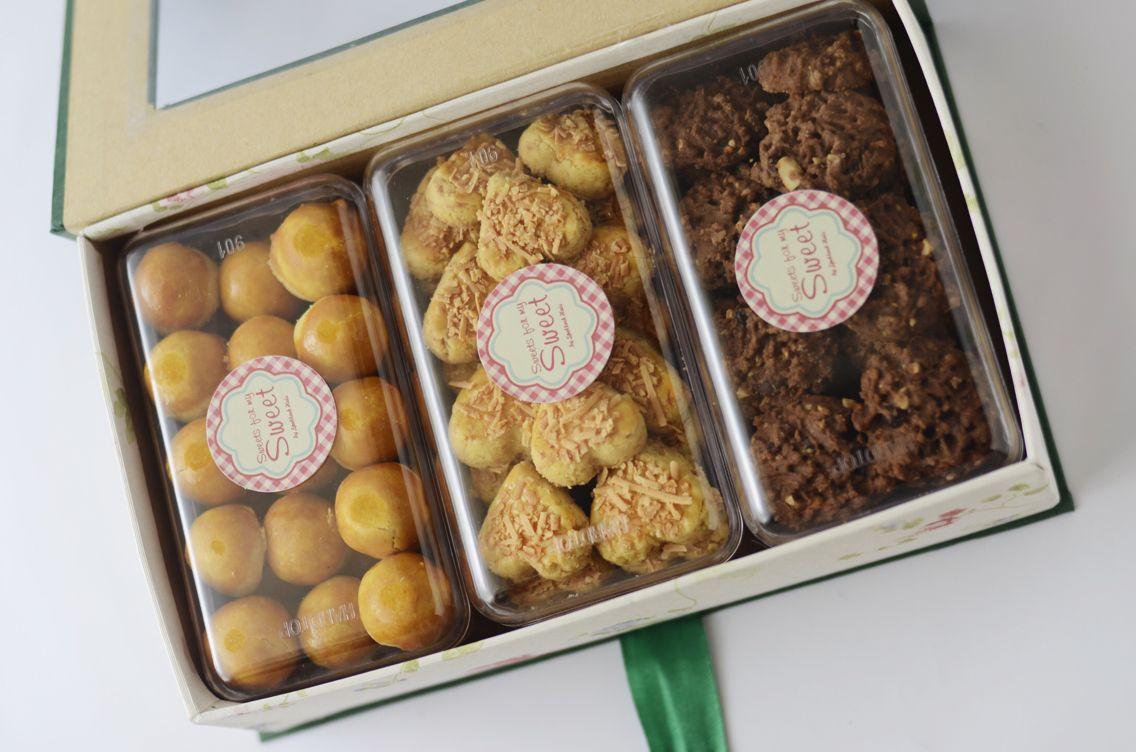SpekkoekHuis hamper consists of Premium Cookies is such an