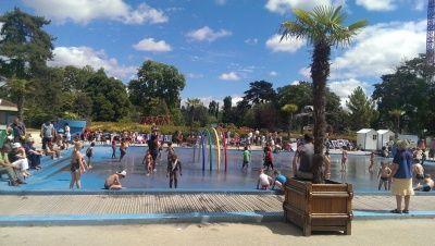 La Pataugeoire du Jardin d'Acclimatation | Jardin d ...