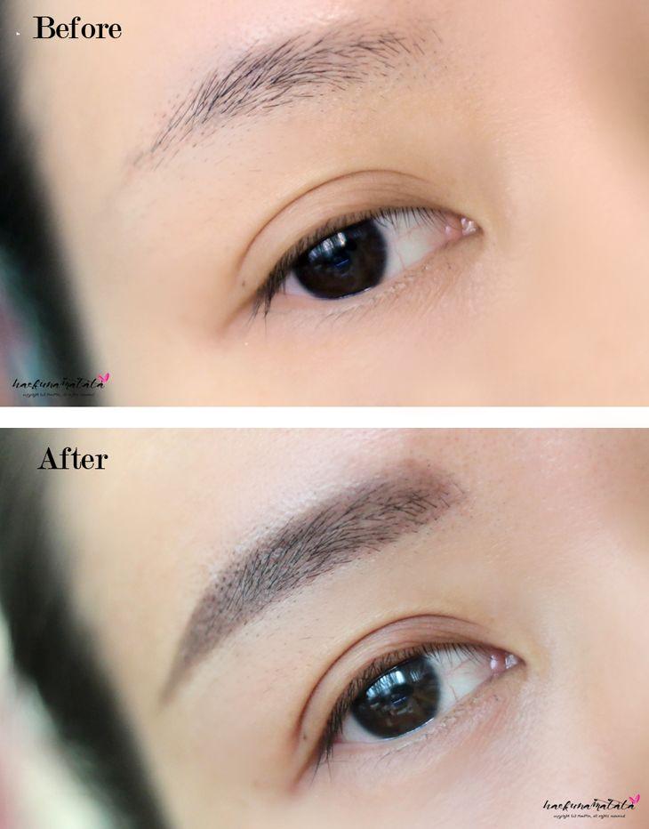 Shu Uemura Hard Formula Brow Eyebrow Pencil In Seal Brown Review