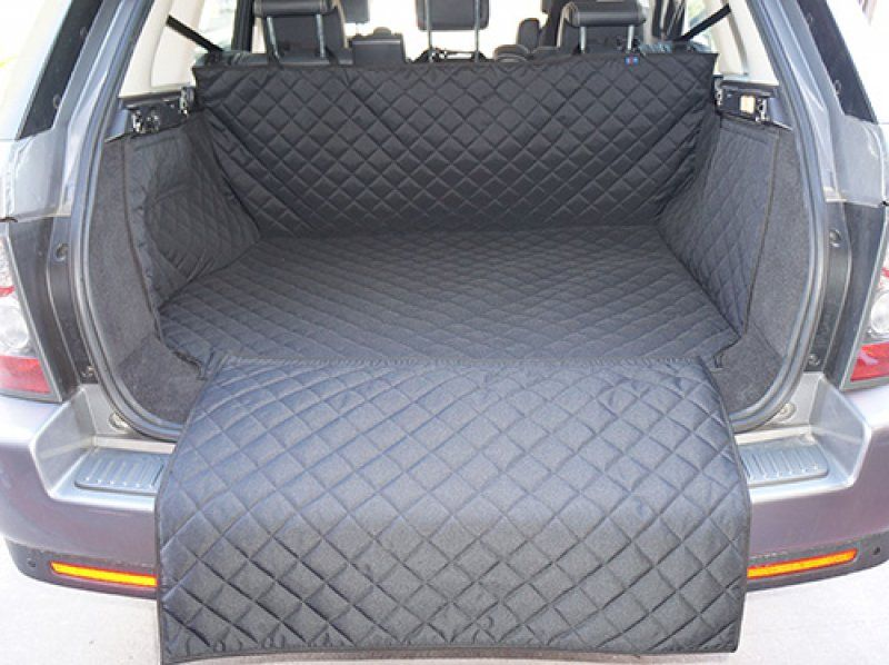 Quilted Pet Dog Boot Liner Protector For Range Rover Sport 2005-2013