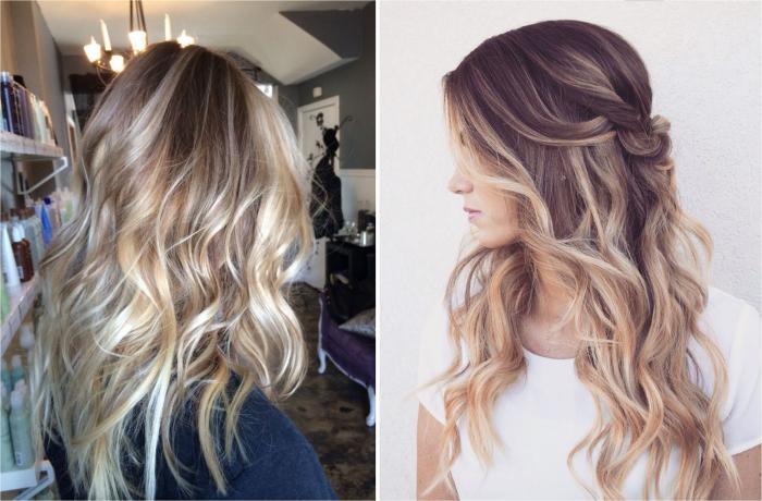 1001 Looks Impressionnant Avec Le Balayage Blond Hair