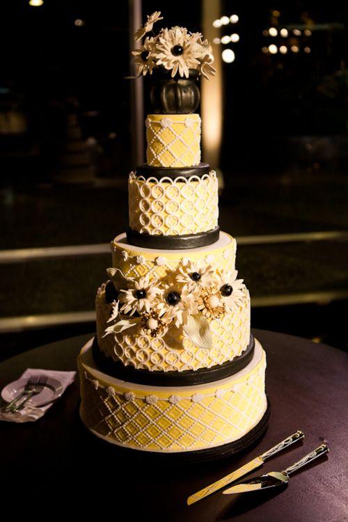 Fabulous Wedding Cakes | Cakes | Pinterest | Yellow weddings ...