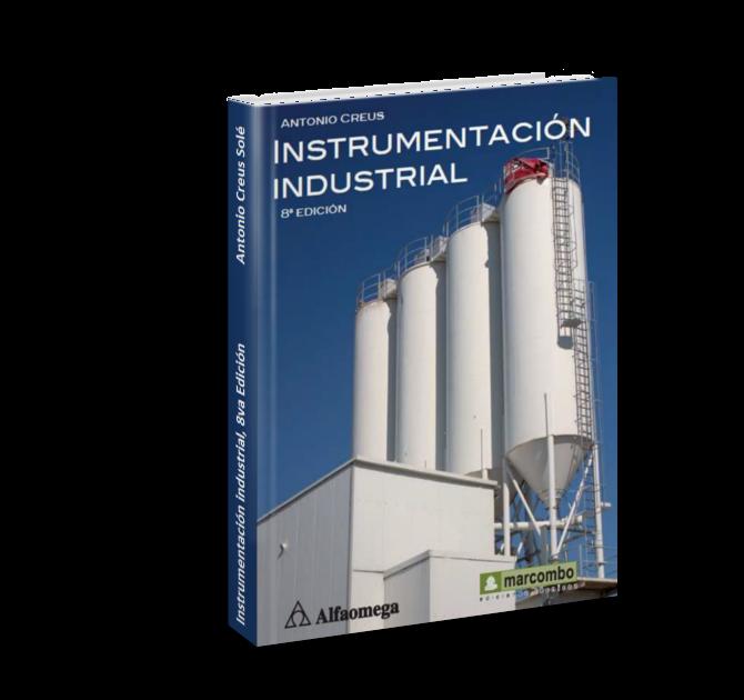 Instrumentacion Industrial 8va Edicion Antonio Creus Sole Descargar Gratis Pdfinstrumentacion Industrial 8va Edicionde Libro Electronico Pdf Libros Libros