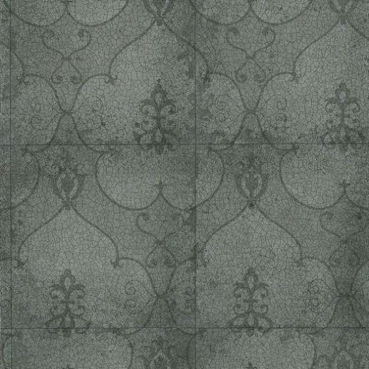 Rococo Mirror Silver (ZPEW07003) - Zoffany Wallpapers ...