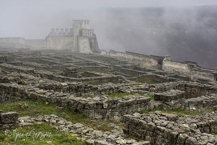 The Ruins of Shumen Fortress