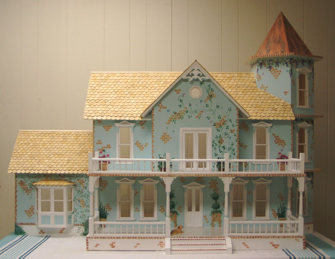 Beach And Italy In Dollhouse Furniture Dollhouse Family Kit Best