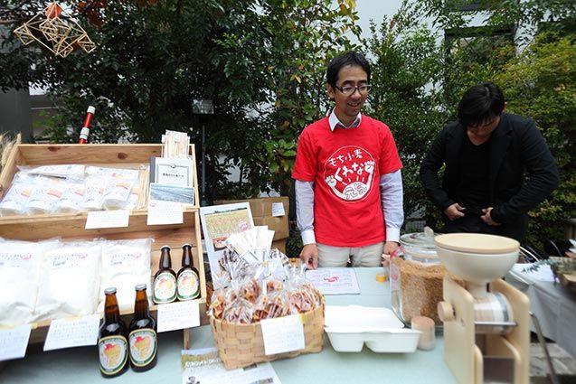 食べて、飲んで、買い物できる屋台イベント 「ミニミニゴロザリア in TOKYO」開催ルポ1 日伊のこだわりの食材が一堂に集まりました!  | The Cuisine Press