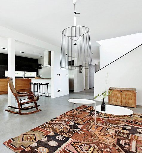 6 Ways To Make Concrete Floors Look Amazing   Page 2 Of 7   How To