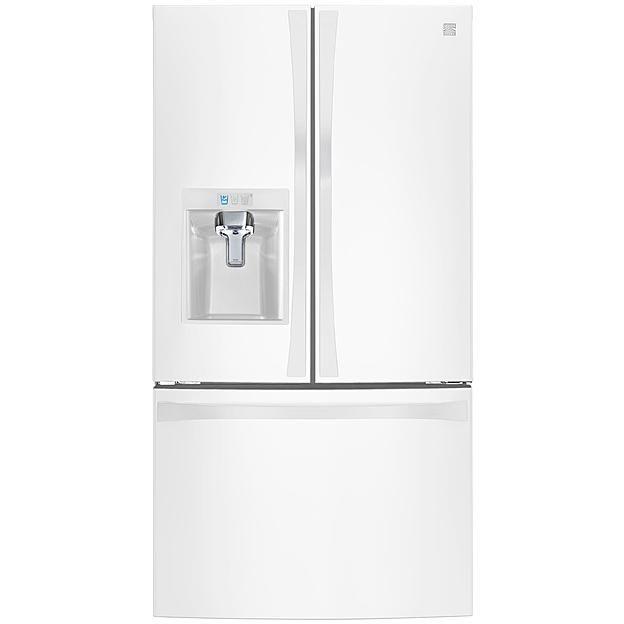 Kenmore Elite 24 Cu Ft Counter Depth French Door Bottom Freezer French Door Bottom Freezer Refrigerator French Door Bottom Freezer Bottom Freezer Refrigerator