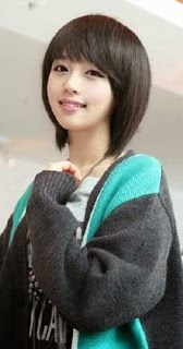 Gaya Potongan Rambut Pendek Ala Korea Httptipsmodelrambut - Gaya rambut pendek budak perempuan