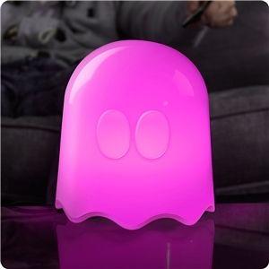 Waka, waka, waka! It's the Pac-Man Ghost Lamp