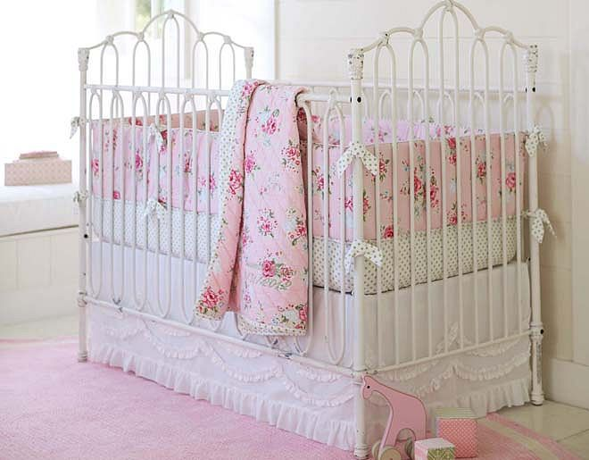 Id love to have this crib for my youngest! I love the ...