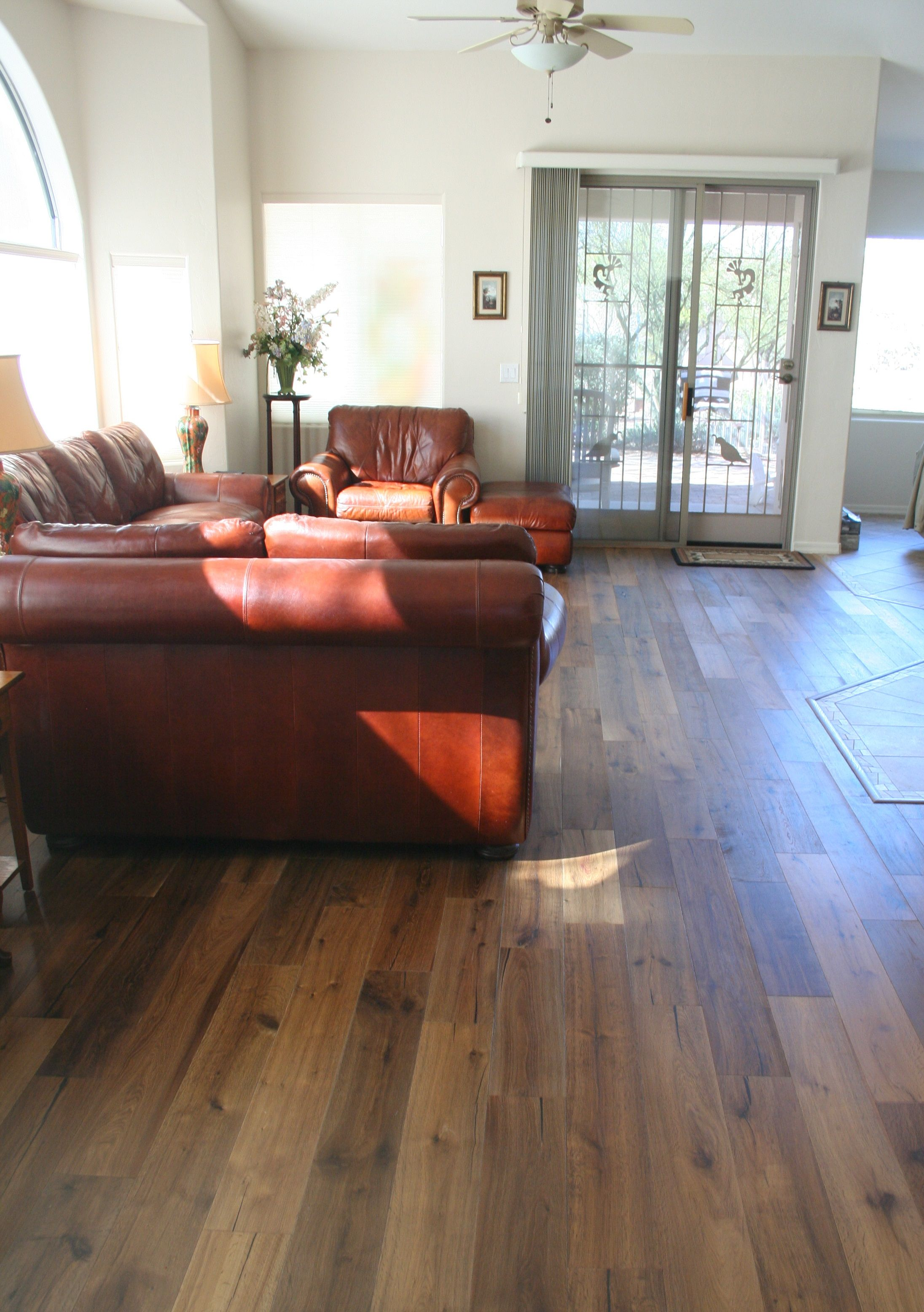Flooring Engineered Hardwood