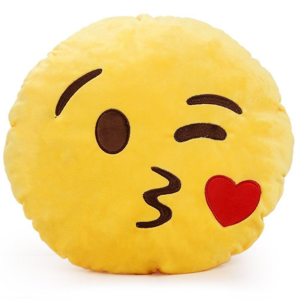 Emoji Pillows Give Stuffed Animals An Adult Makeover Plush Pillows Emoji Pillows Plush Dog Toys