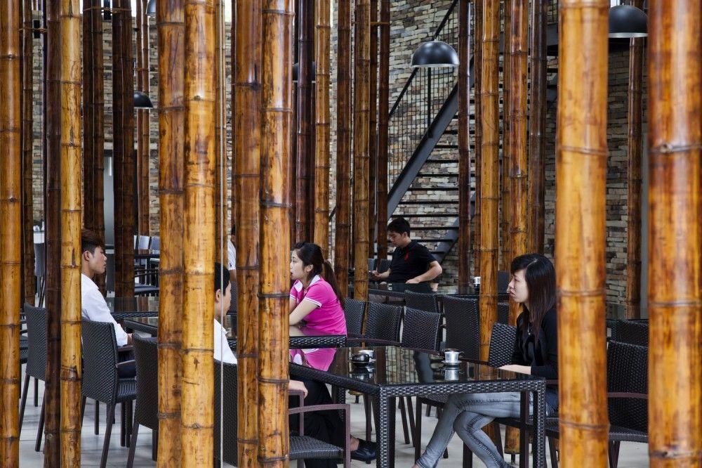 Gallery of Son La Restaurant / VTN Architects 12