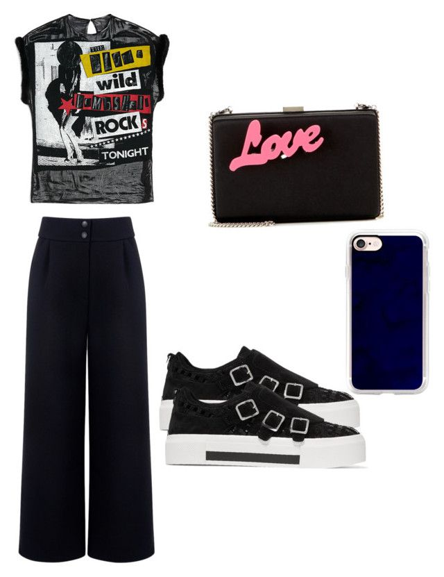"""""""Untitled #30"""" by mariannanna on Polyvore featuring Alexander McQueen, Casetify, STELLA McCARTNEY and Être Cécile"""