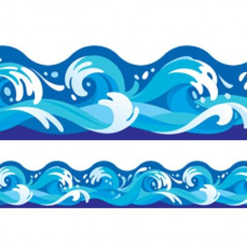 Water Waves Clip Art