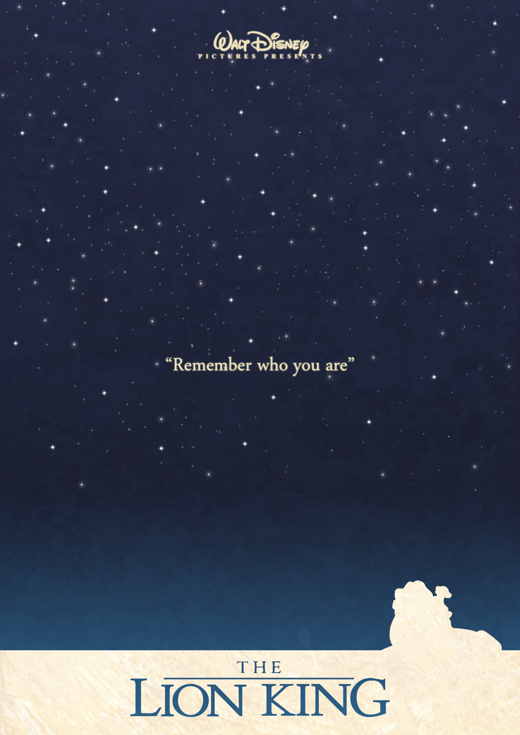 Lion King Minimal Poster By Sindorman On Deviantart Lion King Disney Posters Movie Posters