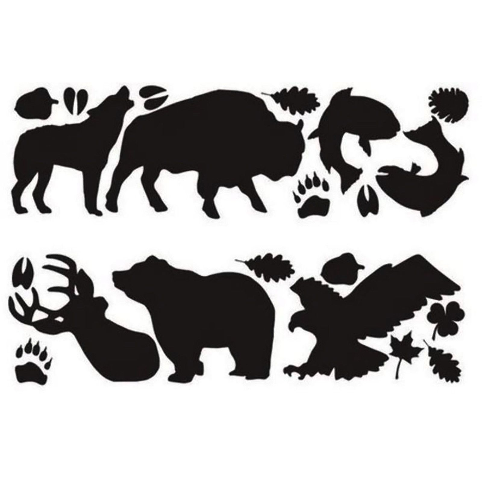 Gear Aid Tenacious Tape Tattoos Wildlife Dishwasher