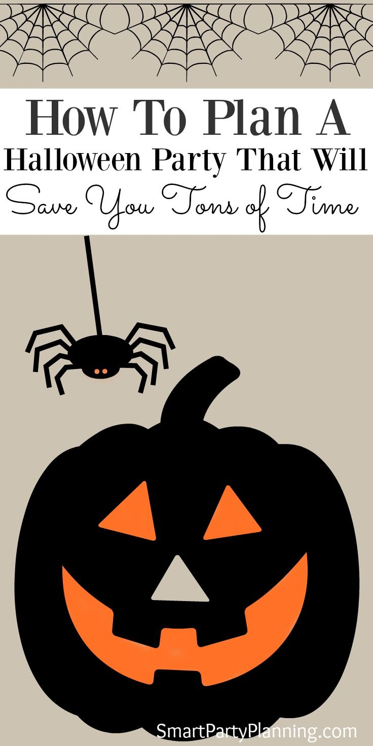 How To Plan A Halloween Party That Will Save You Tons Of ...