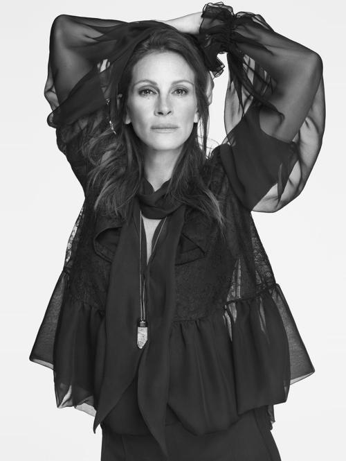 Givenchy chartert Julia Roberts