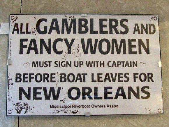 retro vintage gamblers and fancy women by buckaroosmercantile. 8.95 USD, via Etsy.