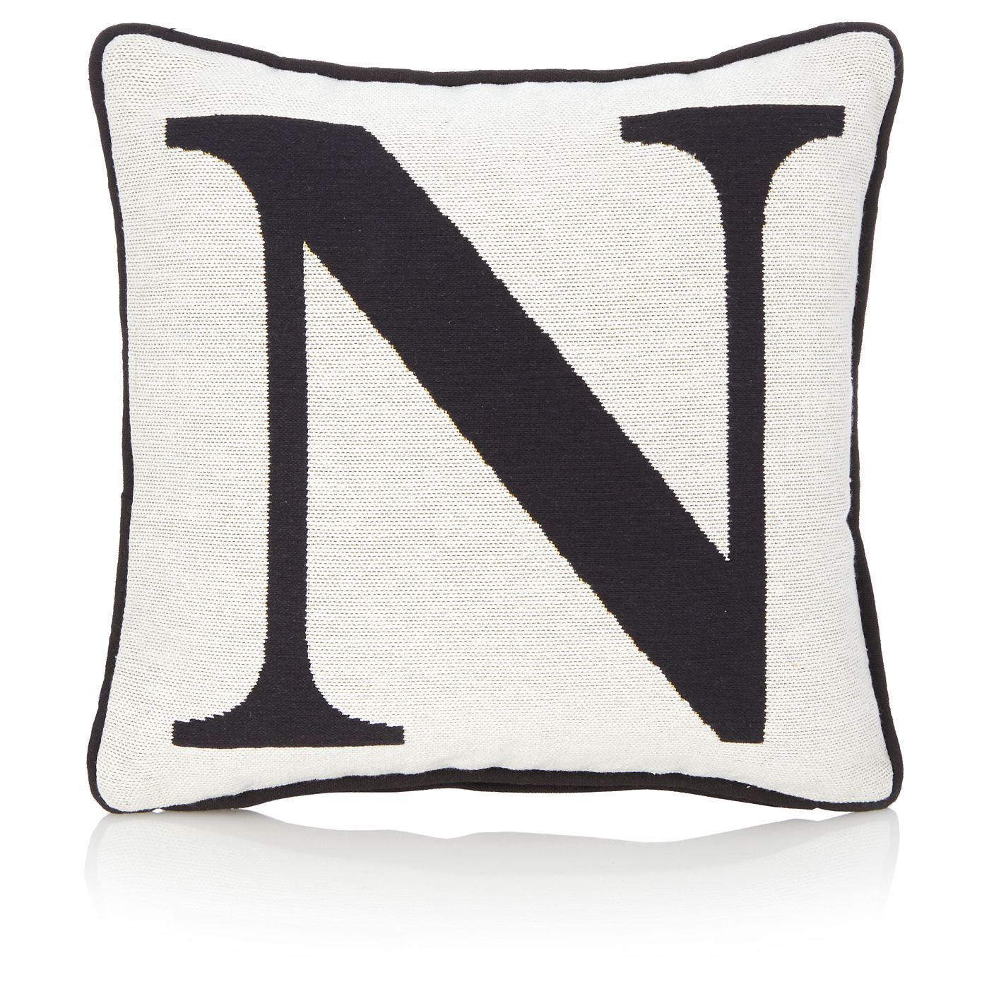 George Home Letter Z Cushion 30x30cm
