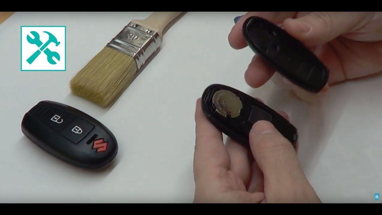 Suzuki Vitara Key Fob Battery Change Fobs Key Fob Suzuki