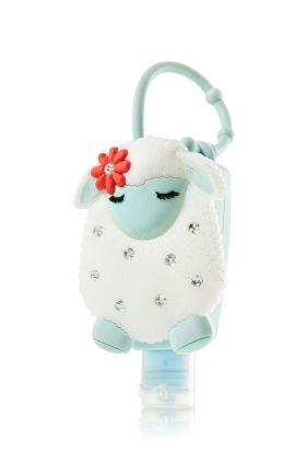 It S A Sheep Hand Gel Holder Lamb Pocketbac Holder Bath
