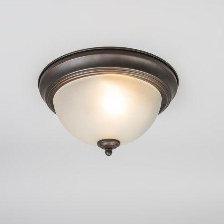 Deckenleuchte Classico Braun Deckenlampe Lampe Innenbeleuchtung Wohnzimmerlampe