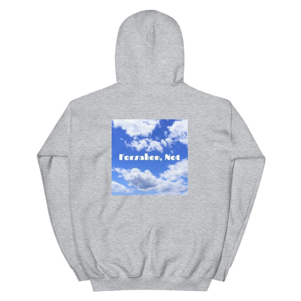 (For All) Chill Vibes Only Double-sided Hoodie - Sport Grey / 3XL
