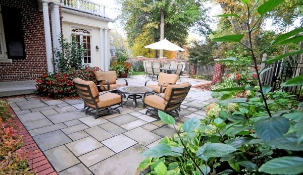 View Our Stunning Gallery Of Path U0026 Patio Designs To Learn About Adding An  Outdoor Living Space To Your Kansas City Home!