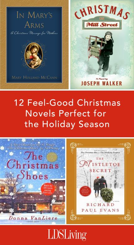 Christmas Novels 2020 12 Feel Good Christmas Novels Perfect for the Holiday Season in