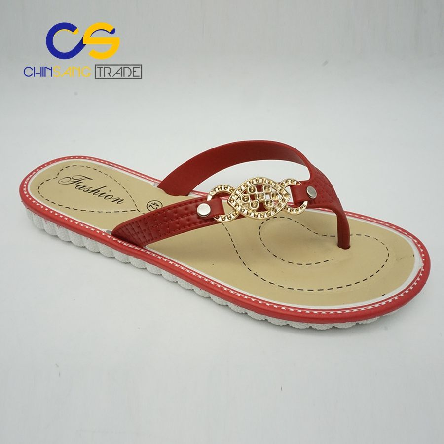 Fashion Pvc Pcu Summer Beach Slippers Cheap Wholesale Flip Flops