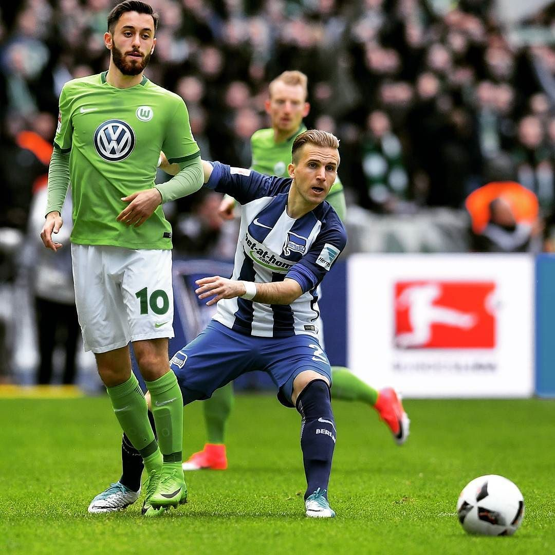 Fussball Hertha Heute
