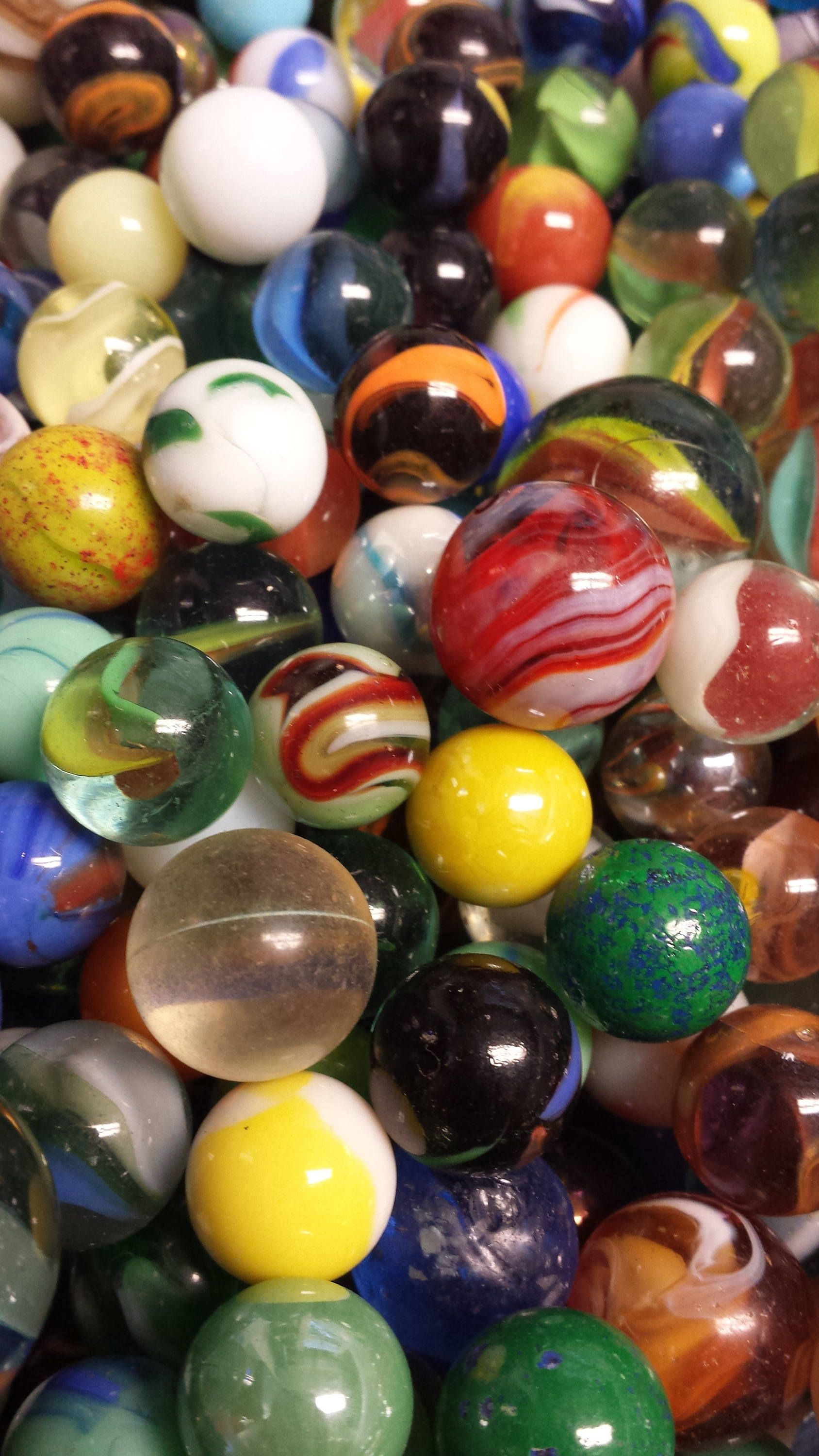 Vintage Marbles Lot Of 25 Of Various Designs Style And Sizes 画像あり ビー玉 美しい ユニーク
