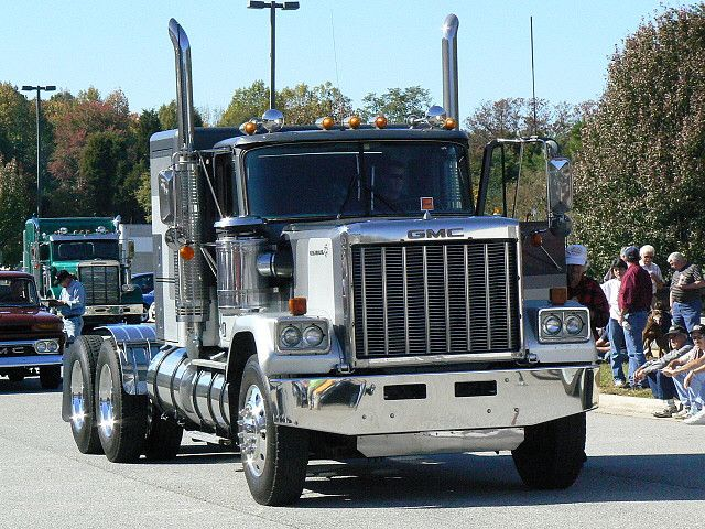 Gmc General Class 8 Trucks Pinterest Gmc Trucks Trucks And