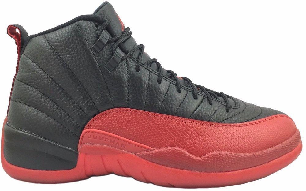 462d1116d57dcb Nike Air Jordan Flu Game 12 Retro XII 130690 002  MichaelJordan  AirJordan   Jordans