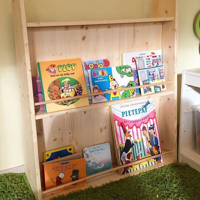 Daycare Het Venneke Added A New Manine Montessori Bookcase Its