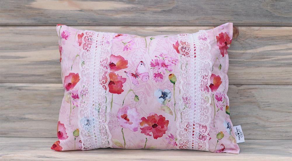 Lace Pillow Decorative Nursery