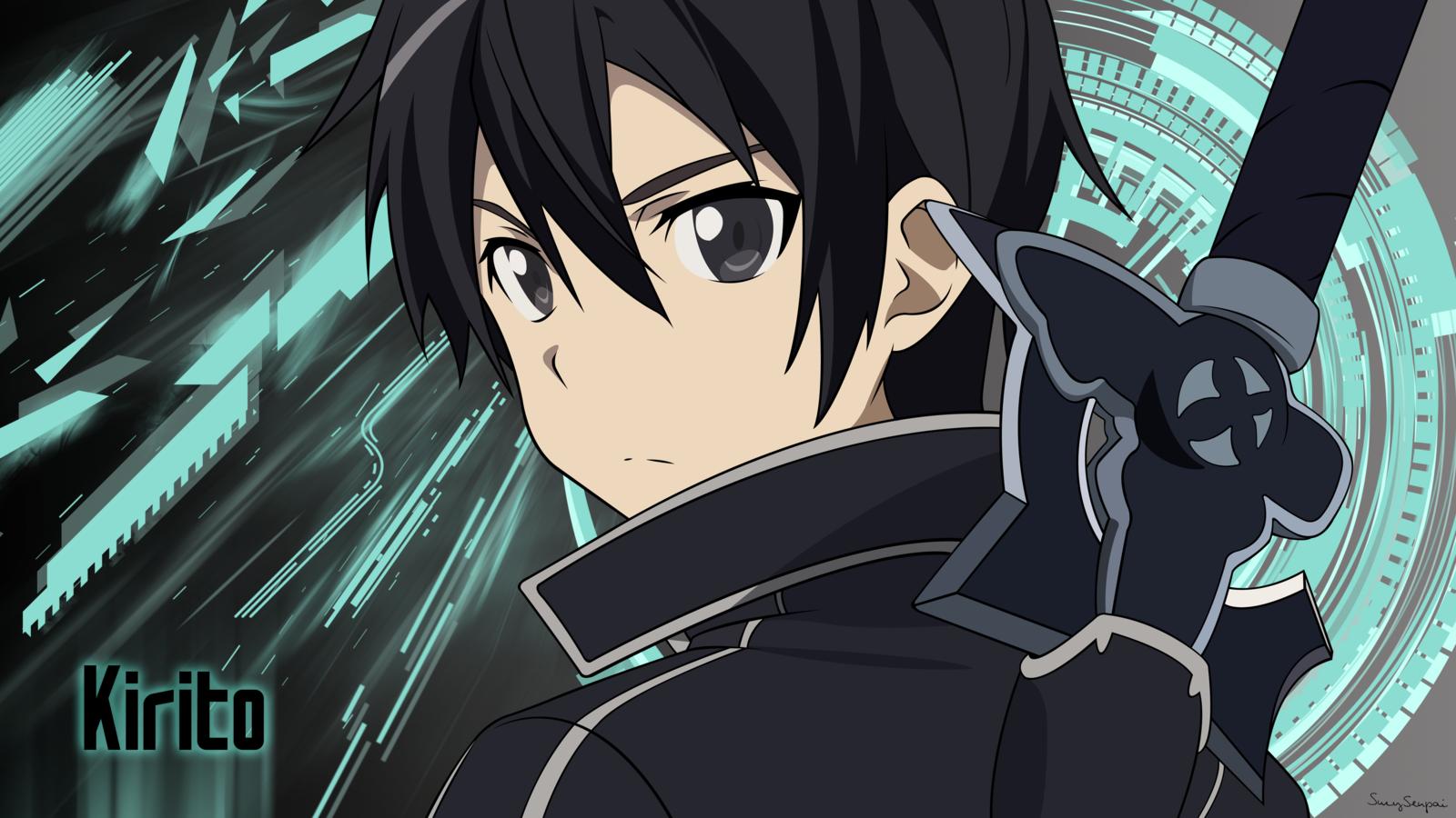 Anime Quotes Kirito. QuotesGram SAO Pinterest Sword