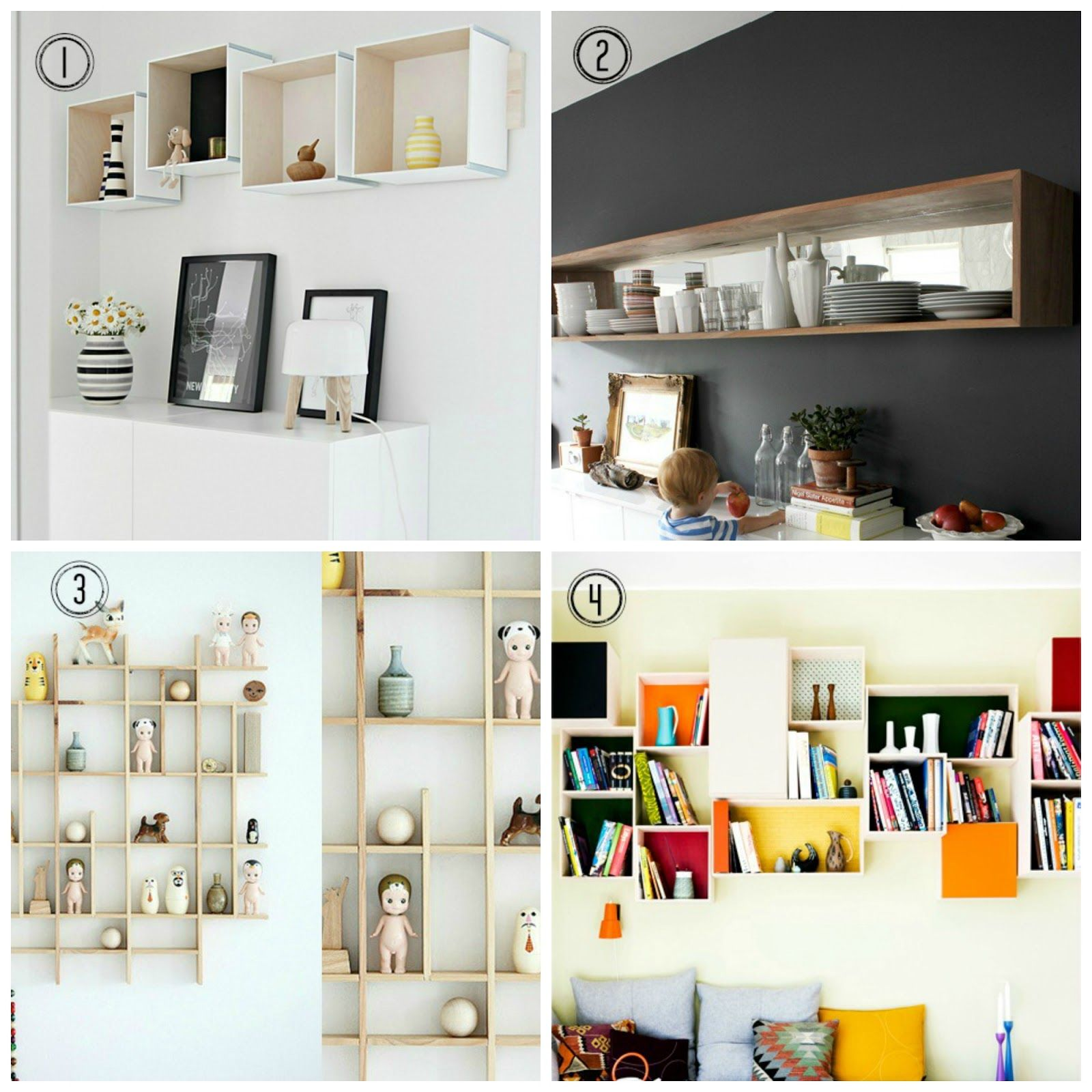 8 Diy Shelf Ideas Design Tendencies