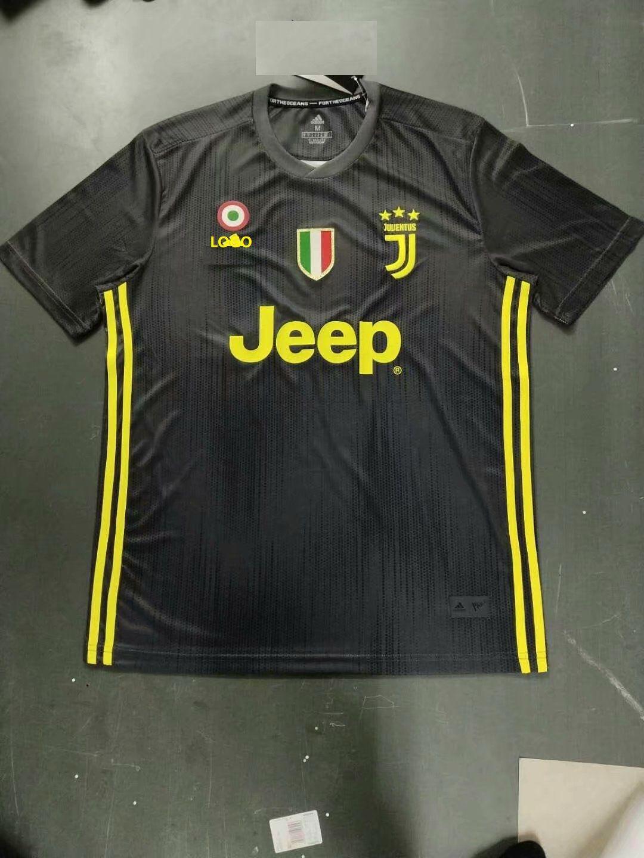 2018 19 Juventus Away Men Soccer Jersey Thai Quality Shirt ... 56ac5ca42
