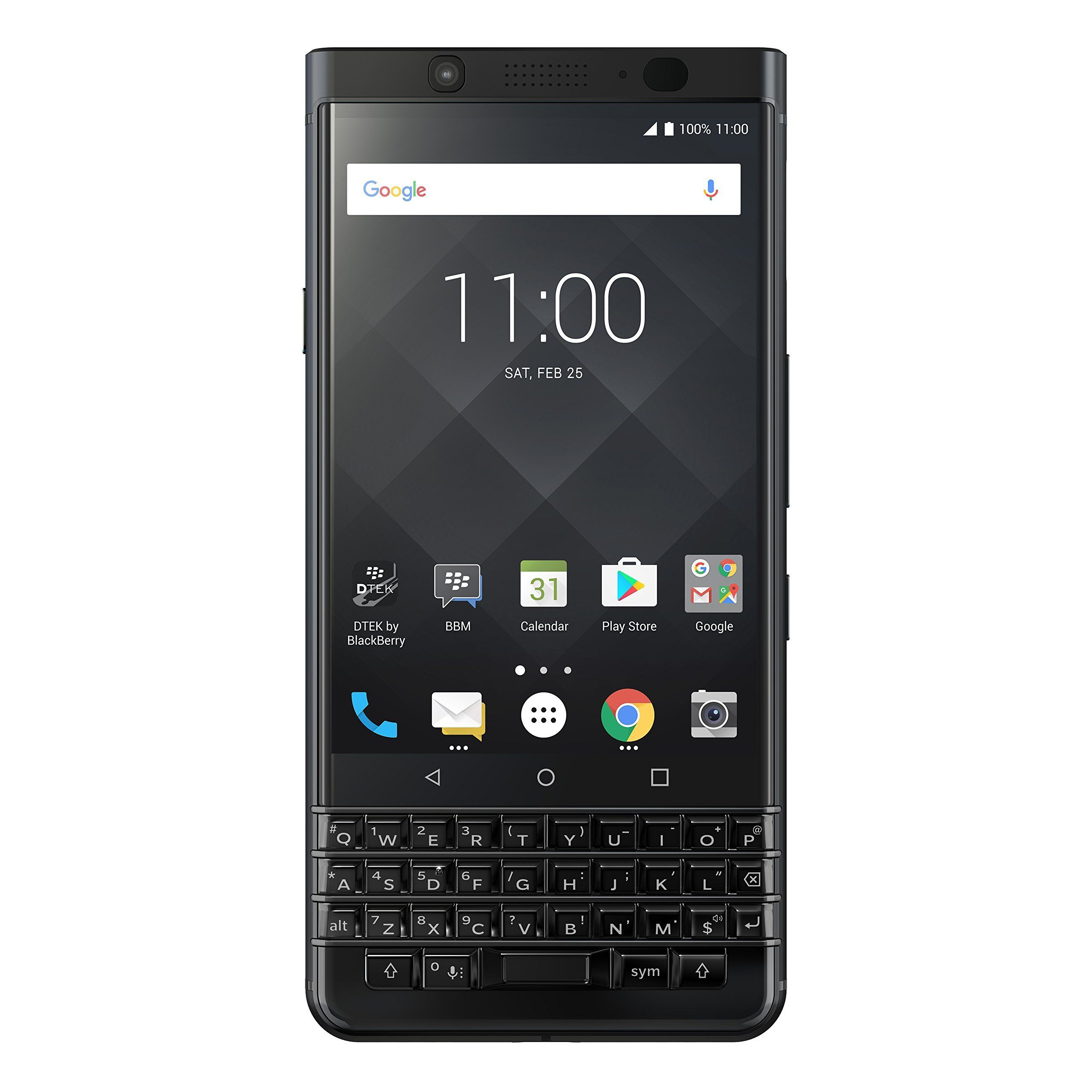 Blackberry Keyone Limited edition Black (Certified