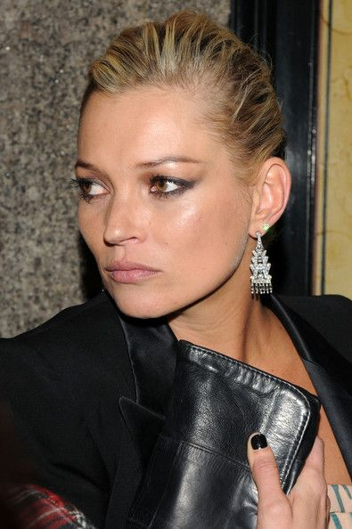 Kate Moss Photos: TOPSHOP TOPMAN Hosts Private Dinner To Celebrate Flagship Store Openin