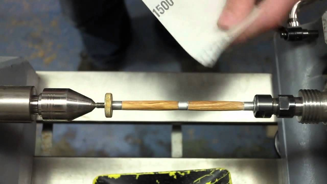 20 Steps to Turning Better Pens - The Woodworkers ... |Pen Turning Guide Lathe