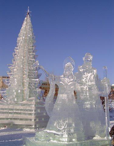 Car a Carevna * z ledu
