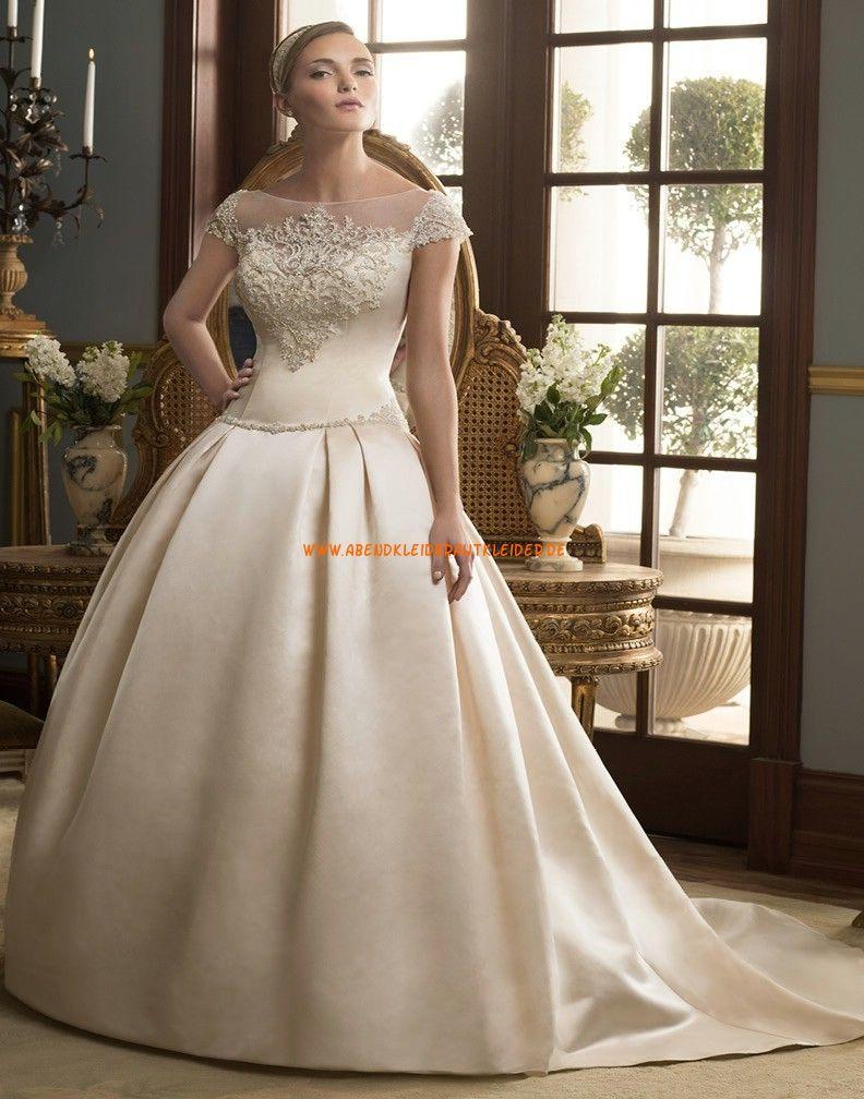 Casablanca Besondere Ausgefallene Brautkleider aus Taft mit ...